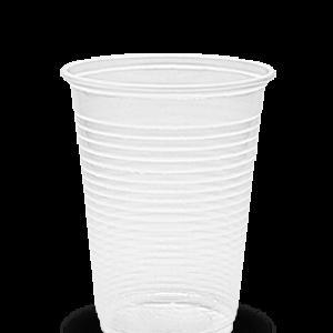 Copão Boca Larga - 300 ml Transparente