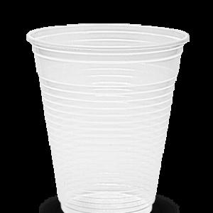 Copão Boca Larga - 400 ml Transparente