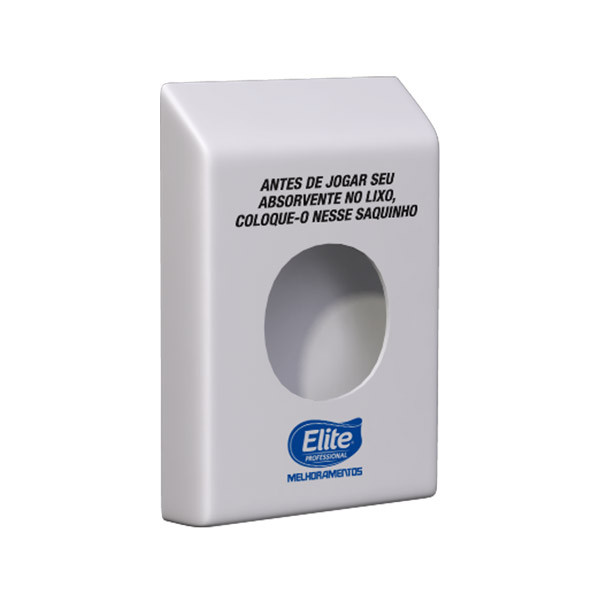 Dispenser Elite Professional Melhoramentos Melbag