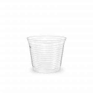 Copo para Café - 50 ml Transparente - Plasmel