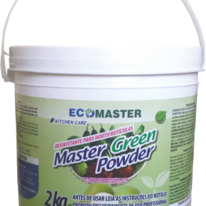 Master Green Powder