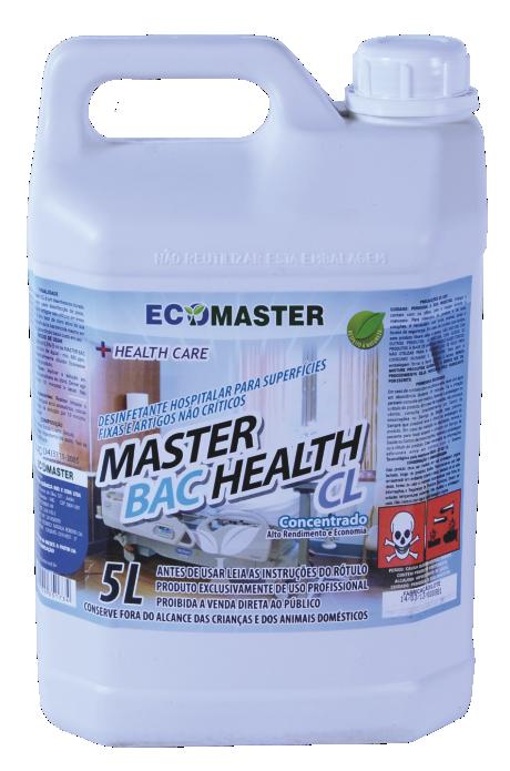 Master Bac Health CL