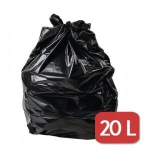 Saco para Lixo - 20 Litros